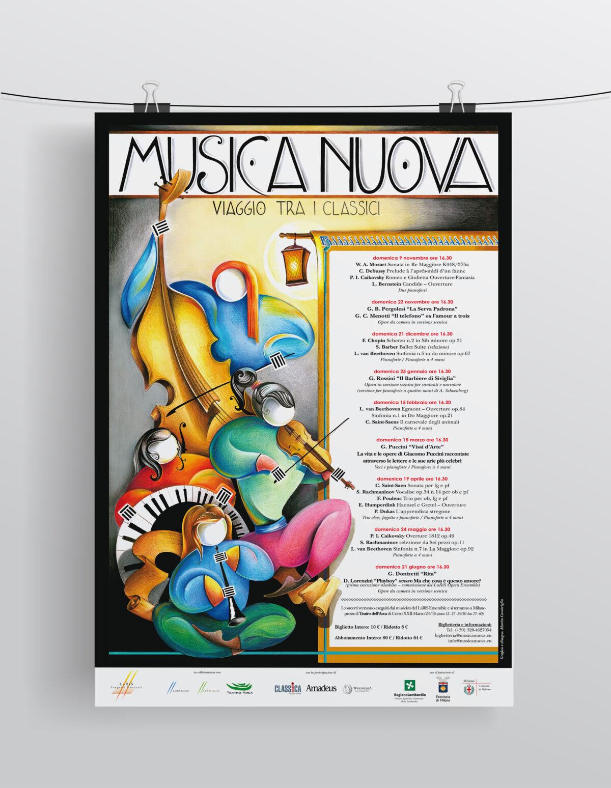 Musica Nuova - Locandina 2008