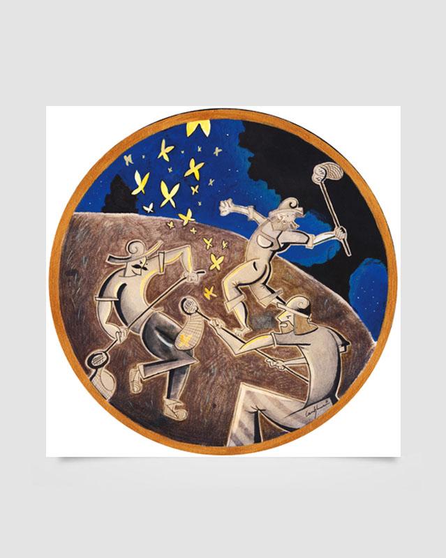 """""""I Bracconieri di Farfalle"""" - Codex Arboreum Magnum"""
