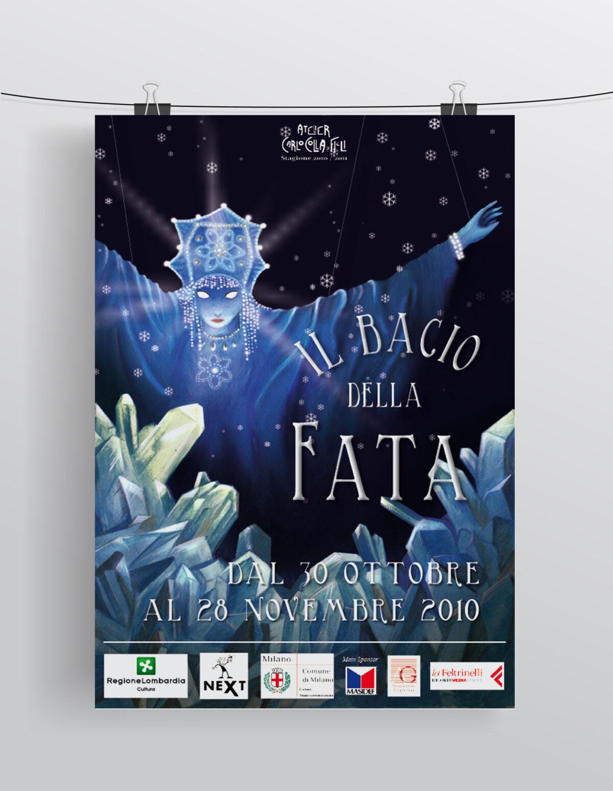 """""""Il Bacio della Fata"""" Compagnia Marionettistica Carlo Colla & Figli"""