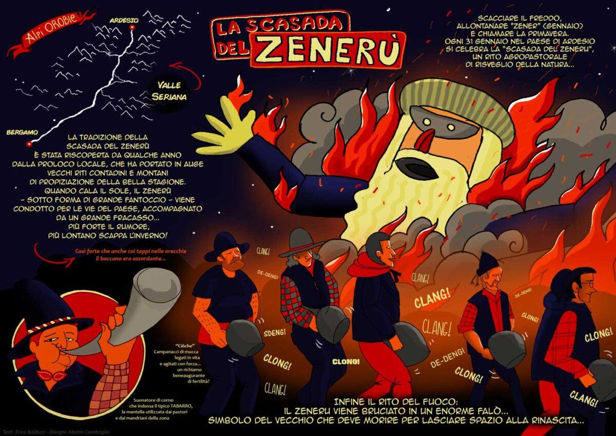 La Scasada del Zenerù - Reportage per Doog Reporter 2020
